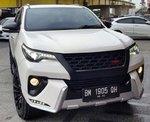Аэродинамический обвес TRD для Toyota Fortuner 2017г.