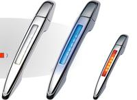 Хромированные накладки на дверные ручки с подсветкой для TOYOTA BB (06-)
