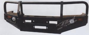 Бампер передний алюминьевый 3B PAJERO MITSUBISHI 91-98г.