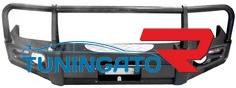 Бампер передний металлический FJ100-2B LAND CRUISER 100\105 (97-07)