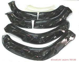 Расширители колёсных арок Фендера на 5 дв. PAJERO 9198