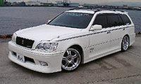 """Аеродинамический обвес """"RANDO"""" для Toyota Crown 99-03г."""