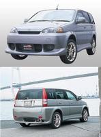Аэродинамический обвес AMERICAN RACING Honda HR-V