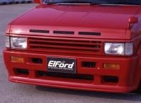 Тюнинговый бампер передний ELFORD, новый Япония для NISSAN TERRANO (89-95)