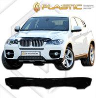 Дефлектор капота мини для BMW X6 08-14г