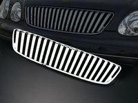 Декаративая решотка Mark, вертикальные полосы, хром, для TOYOTA ARISTO JZS16# (97-00)\ Lexus GS300