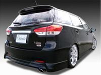 Спойлер на 5ю дверь AMS для Toyota Wish 2009-