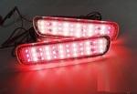 Светодиодные фонари в задний бампер TLC100 LAND CRUISER 100
