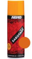 Краска-спрей SABOTAGE 68 (оранжево-жёлтый)