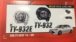 Туманки в бампер комплект для Toyota Corolla 2015г.-