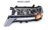 Комплект рестайлинга 2 для Land Cruiser 200 в кузов 2016г.