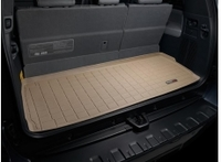 Коврик в багажник для 3х рядного авто Toyota Sequoia 2008+
