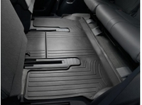 Коврик-ванночка для Toyota Sequoia 3 ряд  2007+