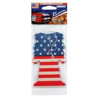 """Освежитель воздуха """"Пальма Флаг США"""" (Персик)"""