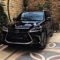 Аэродинамический обвес полный комплект TRD Superior для Lexus LX570450d 2017+