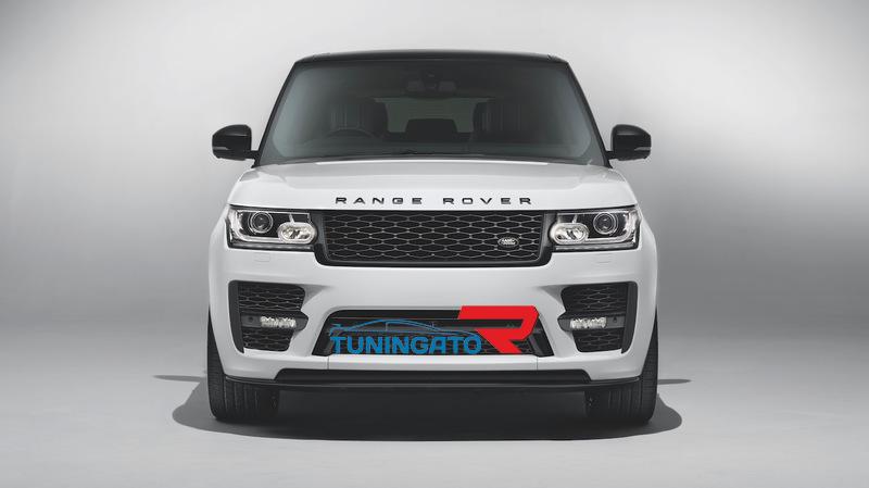 Комплект обвеса SVO Design для Renge Rover (13-17г)