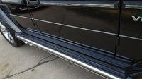 Подножки боковые (пороги) для Mercedes G-class