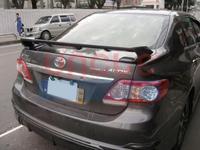 Спойлер на крышку богажника TRD для Toyota Corolla 2008-13г.