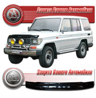 Дефлектор капота для LAND CRUISER PRADO 7X