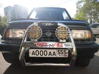 Кенгурятник на передний бампер ESCUDO 97