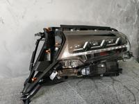 Фары передние Лексус стиль для Toyota Prado 2017+