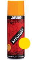 Краска-спрей SABOTAGE 41 (живописно жёлтый)