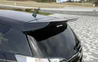 Спойлер на 5ю дверь, тюнинговый Ducks Garden, новый, Япония для Toyota Caldina 03-08г.