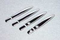"""Хромированные накладки на ручки лепестки"""" Японские для TOYOTA PREMIO (2007-)"""""""