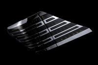 Тюнинговые диодные стоп-сигналы дымчатый/черный хром для Toyota ALPHARD (2008-)