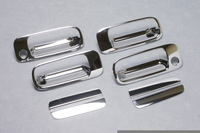 Хромированные накладки на дверные ручки для TOYOTA MARK2 100 (96-01)