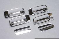 Хромированные накладки на дверные ручки для TOYOTA CRESTA 100 (96-01)