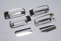 Хромированные накладки на ручки TOYOTA MARK2 90 (92-96)