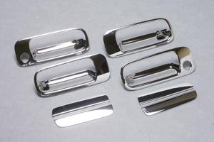 Хромированные накладки на ручки Cresta 92-94г.