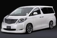 Обвес (тюнинг) Silk Blaze для Toyota ALPHARD (2008-)