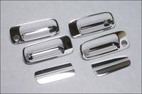 Хром накладки на дверные ручки для Chaser 93-96