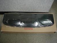 Дефлектор перед люком , оригинал. Япония, с крепежами, для Nissan Safari 90-2005г.