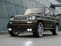 Комплект обвесов ARDIMENTO Land Cruiser Prado 78k