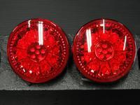 Диодные повторители стоп-сигналов в задний бампер, красные, на TOYOTA ALTEZZA (98-)