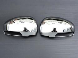 Хромированные накладки на зеркала для TOYOTA WISH (2009-)