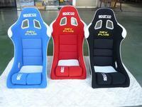 Спортивные сиденья SPARCO ковшового типа 2011 год