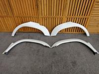 Расширители колесных арок (фендера) штатные на Nissan Terrano Regulus