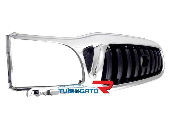Решетка радиатора хром для Toyota Tacoma 01-04г.