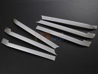Хром накладки на решетку радиатора для Honda Crossroad