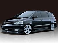 Аеродинамический обвес Admiration для Toyota Ipsum 01-09г.