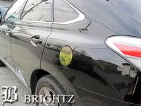 Хром накладка на крышку бака для Lexus RX 2009-