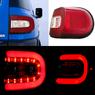 Стоп-сигналы LED красные для TOYOTA FJ CRUISER