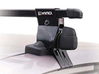 Рейленги на крышу по багажник для Toyota Crown 99-03г.