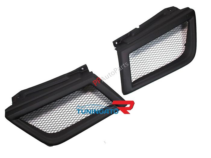 Тюнинговая решетка радиатора для MMC L200\Triton 2009г.+