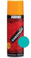 Краска-спрей SABOTAGE 65 (голубо-зелёный)