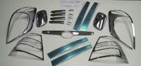 Хромированные накладки кузова, комплект из 6шт, Китай для TOYOTA COROLLA 120 (02-03)